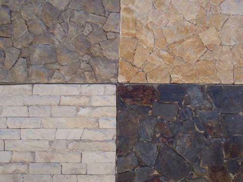 Fachadas en piedra fachadas en piedra natural with - Fachada de piedra natural ...