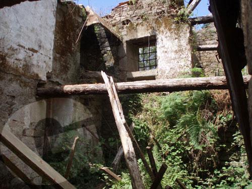 rehabilitación molino de piedra